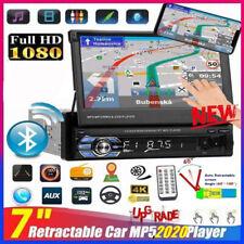 "7"" 1DIN Autoradio Bluetooth Freisprecheinrichtung USB TF MP5 MP3 Touchscreen"
