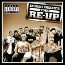 Eminem Presents The Re-up by Various CD 602517096110