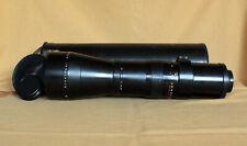 Orestegor 500/5.6 500mm giant German Meyer MF lens 19 blades P6 M42 Exakta CLA