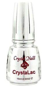Crystal nails gl 0 base&top crystalac 15ml