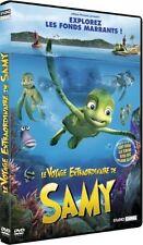 DVD *** LE VOYAGE EXTRAORDINAIRE DE SAMMY *** ( neuf emballé )