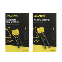 Avid Carp Outline Tungsten Rig Drops *New* - Free Delivery