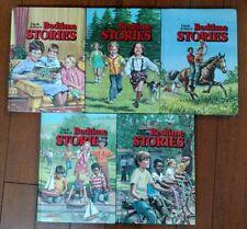 Uncle Arthur's 1976 Bedtime Stories 5 vol set NEW!