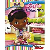 Disney Doc Mcstuffins Colouring Book, Disney, Like New, Paperback