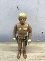 Star Wars Vintage 1980 Luke Bespin Blonde Hair Original Kenner