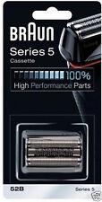 Braun 52b Serie 5 5020 5030 5040 5070 5090 Afeitadora Película Cortador Cabeza
