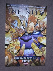 Marvel Comics Infinity Thanos Hickman Cheung Marvel Comics Superhero Poster36x24