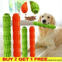 Dog Toothbrush Pet Brushing Stick Teeth Cleaning Chew Toy For Pet Dogs Oralcare!