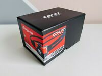 *NEW* Snap On Coast Rechargeable Red & Black Head Light Torch COAAFL75R