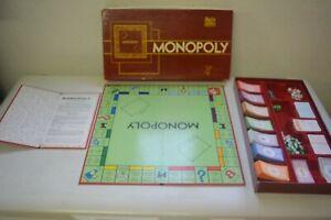 Monopoly en francs MIRO Ancien Vintage jeu de société LIVRAISON OFFERTE !!!!!