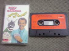 RARE OOP Kliby und Caroline CASSETTE TAPE soundtrack 8tr Lachen Ist Trumpf! 1986
