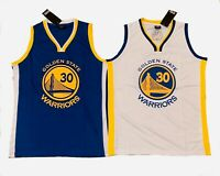 🌟Stephen Curry #30 Golden State Warriors Mens Basketball Jersey, Blue or White