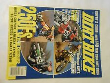 DECEMBER 2003 DIRT BIKE MAGAZINE,24 HOUR TESTING,KTM450EXC,AND 625SXC,250S TESTS