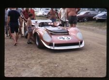 Rich Galloway #43 Lola T70 - Us Road Racing Championship Usrrc - 35mm Slide
