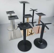 More details for iron table base for restaurant cafe club legs heavy duty