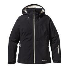PATAGONIA Women's Powder Bowl Gore-Tex RECCO Jacket Black Size S