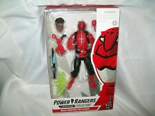 BRAND NEW POWER RANGERS BEAST MORPHERS RED RANGER FIGURE