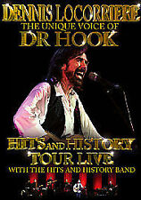 Dennis Locorriere - The Unique Voice Of Dr Hook - Hits And History Tour Live [DV