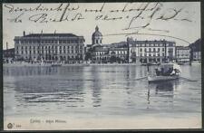 1920 - Como - Hotel Plinius