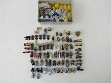 Konvolut Ü-Ei Sammlung / Set mit Figuren ca. 80 Stück aus Dachbodenfund