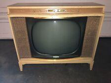 vintage 1950s Silvertone Tv Television