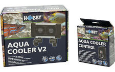 Hobby Aqua Cooler V2 + Control | Aquarium Lüfter zur Kühlung + Controller