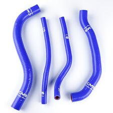 1996-2000 Suzuki GSXR600 GSXR750 GSXR 600 750 Silicone Radiator Hose Kit Blue