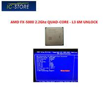 AMD Phenom FX-5000 2.2 ghz quad core L3 6M CPU AM2 socket 940 [AD5000]