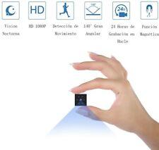 Camaras Espias Ocultas, Mini Camaras Espias 1080P HD Cámara Vigilancia Portátil