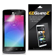 4X EZguardz LCD Screen Protector Skin Cover Shield HD 4X For LG Joy H320n
