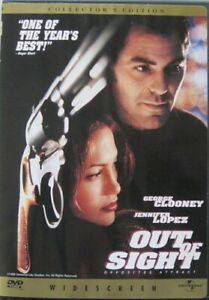 OUT OF SIGHT -  DVD - REGION 1 - COLLECTOR'S EDITION