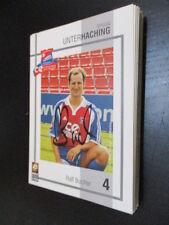 58637 Ralf Bucher SpVgg Unterhaching original signierte Autogrammkarte
