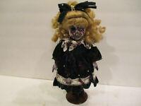 Creepy, Scary  Artwork  Doll Horror , Gothic, OOAK Complete  Custom Artwork