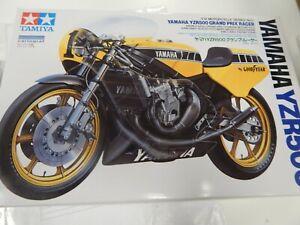 Tamiya 1/12 Plastic Model Yamaha Yzr500 GRAND PRIX RACER KIT 14001 (CARTOGRAF)