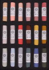 Unison Artist Quality Soft Pastels Portrait Set of 18 Colours