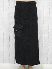 GIESSWEIN ❤ Damen Trachten Rock Gr. DE 40 Dunkelgrau