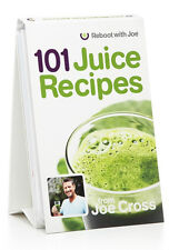101 Juice Recipes by Joe Cross Health Fitness & Dieting NEW (Spiral-bound)