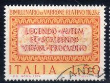 1974 italia repubblica Marco Terenzio Varrone usata