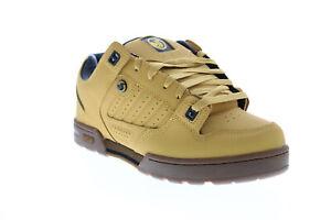 DVS Militia DVF0000110263 Mens Brown Skate Inspired Sneakers Shoes