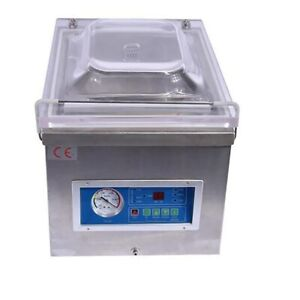 Single-Chamber Vacuum Packing Machine Food Vacuum Sealers Desktop Vertical