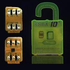 R-SIM 10+ RSIM Unlock Nano Card For iphone 5 5s 6 6s 6s Plus