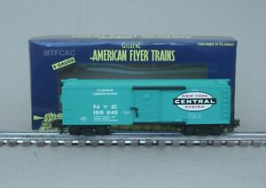 Lionel American Flyer 6-47961 New York Central Box Car