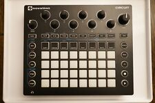 Novation Circuit Groove Box - Original Box and All Accessories - Factory Reset