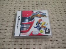Power Rangers Super Legends pour nintendo DS, DS Lite, DSi XL, 3 DS