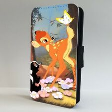 Bambi Disney Original Cartoon FLIP PHONE CASE COVER for IPHONE SAMSUNG