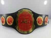 Southern Heavyweight Wrestling Championship Belt Adult Size 2mm Plates