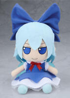 Cirno Touhou Project Plush Series 42 Doll Stuffed toy ver.1.5 20cm GIFT Anime