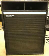 Vintage Acoustic 405 Speaker Cabinet