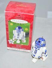Hallmark Keepsake Ornament  R2-D2™ Star Wars 2001 #5