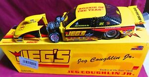 JEG COUGHLIN JR., 1/24 1998 ACTION OLDS  PRO STOCK, JEG'S,   ROOKIE OF THE YEAR